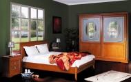 Румынская мебель для спальни Палацио (Palazzo), Monte Cristo Mobili