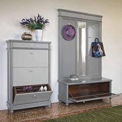 Румынская мебель для прихожей Мария Сильва (Maria Silva), Monte Cristo Mobili