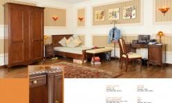 Румынская мебель для детской или молодежной комнаты Париж (Paris), Mobex