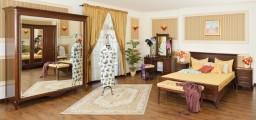 Румынская мебель для спальни Париж (Paris), Mobex