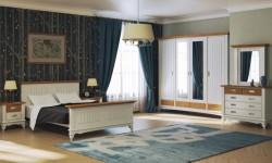 Румынская мебель для спальни Париж (Paris), Simex