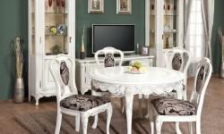 Румынская мебель для ТВ Флора (Flora), Simex