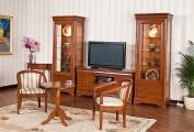 Румынская мебель для ТВ Жасмин (Jasmin), Mobex