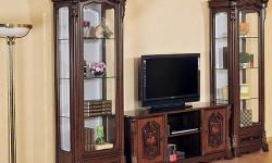 Румынская мебель для ТВ Юлиана (Iuliana), Mobex