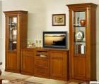 Румынская мебель для ТВ Романтик Люкс (Romantique Lux), Mobex