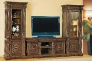 Румынская мебель для ТВ Флоренция (Florenta), Mobex
