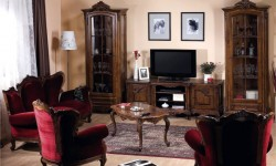 Румынская мебель для ТВ Роял (Royal), Simex