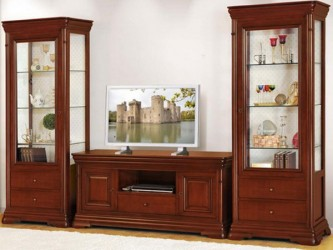 Румынская мебель для ТВ Элеганс (Elegance), Mobex