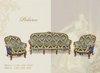 Румынская мягкая мебель Поларес (Polares), Prokess