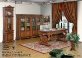 Румынская мебель для кабинета Итальянский Ренессанс (Italian Renaissance), Mobex
