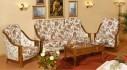 Румынская мягкая мебель Романтик Люкс М (Romantique Lux M), Mobex