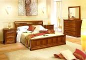 Румынская мебель для спальни Романтик Люкс M (Romantique Lux M), Mobex