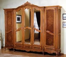 Шкаф 5 дверей