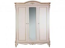 Шкаф 3 двери с зеркалом