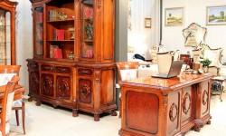 Румынская мебель для кабинета София Голд (Sofia Gold), Nord Simex