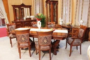 Румынская мебель для гостиной София Голд (Sofia Gold), Nord Simex