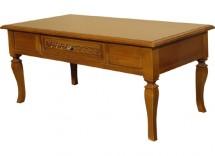 Столик прямоугольный 1 ящик