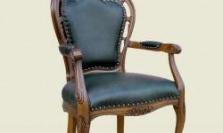 Румынский стул с подлокотниками Валенсия (Valensia), Prokess