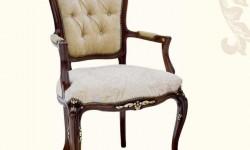 Румынский стул с подлокотниками Венеция (Venecia), Prokess