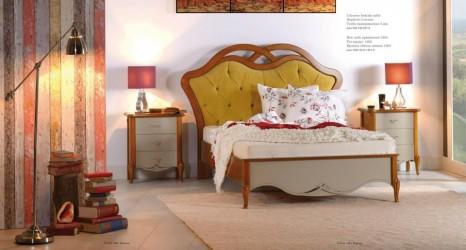 Румынская мебель для спальни Венета (Veneta), Mobex