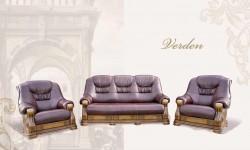 Румынская мягкая мебель Верден (Verden), Prokess