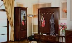 Румынская мебель для прихожей Париж (Paris), Mobex