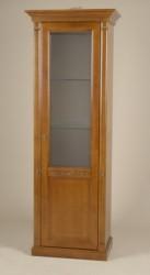 Витрина высокая 1 дверь