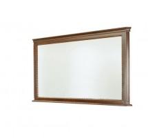 Зеркало прямоугольное с короной